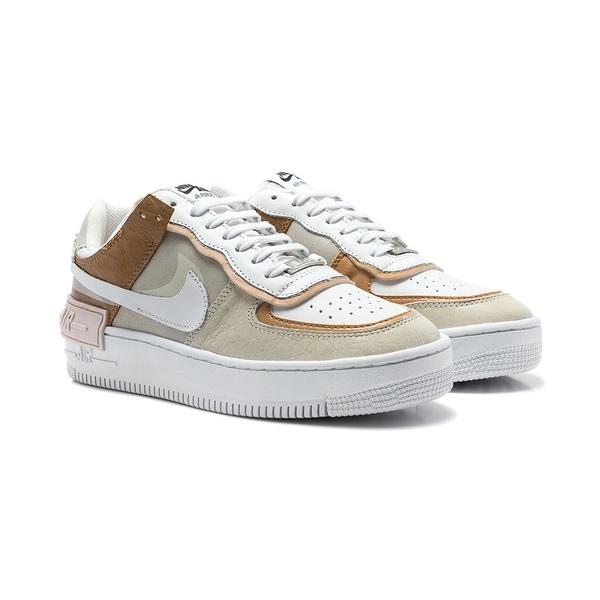 Nike Air Force Shadow Feminino Caramelo