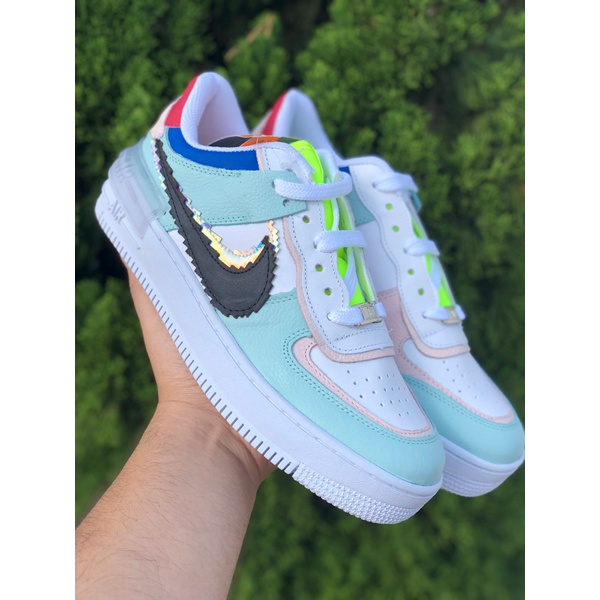 Nike Air Force Shadow Feminino Pixel