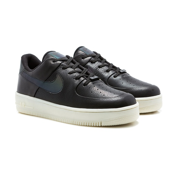 Tênis Nike Air Force 1 - Preto e Holografico