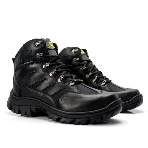 Bota Caterpillar Explorer - Preto