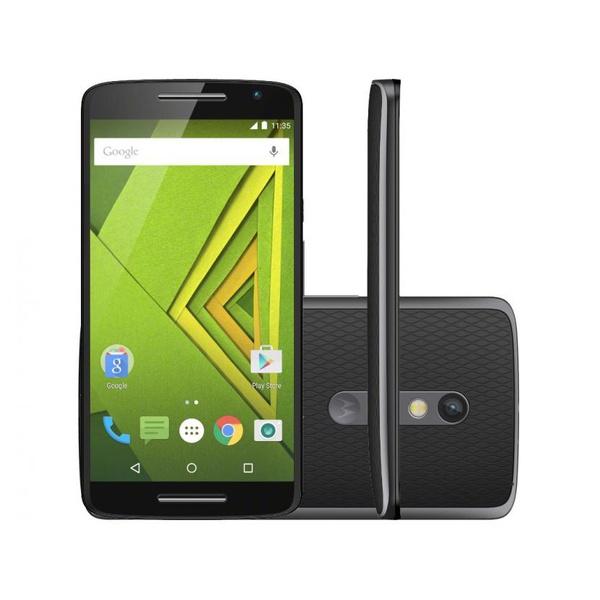 Smartphone Motorola Moto X Play 32GB Dual Chip 4G - Câm. 21MP + Selfie 5MP Tela 5.5