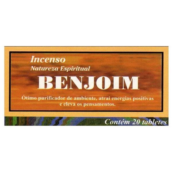 Defumador Benjoin