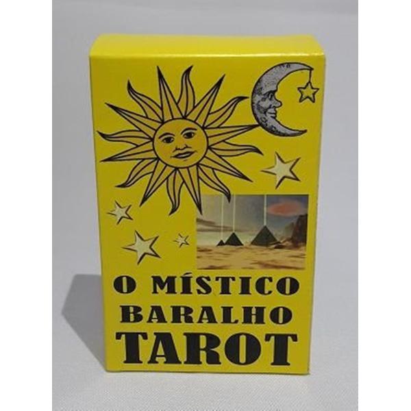 O Místico Baralho Tarot