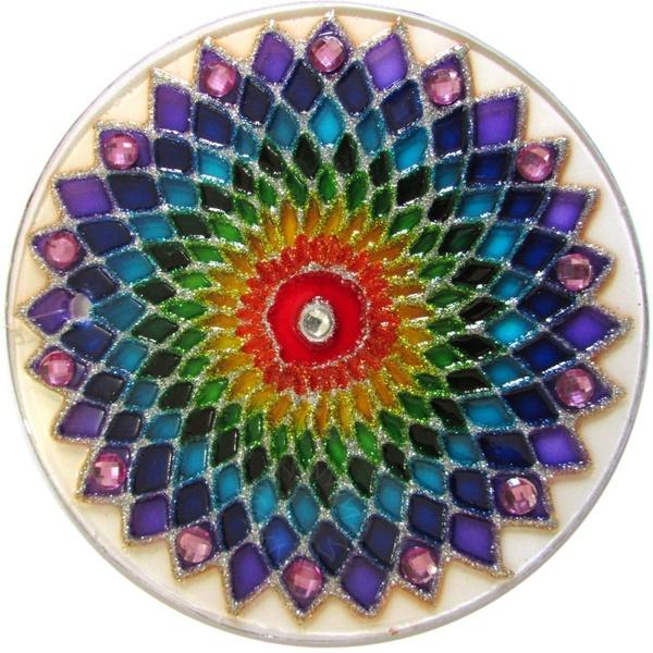 Mandala Arco-Íris