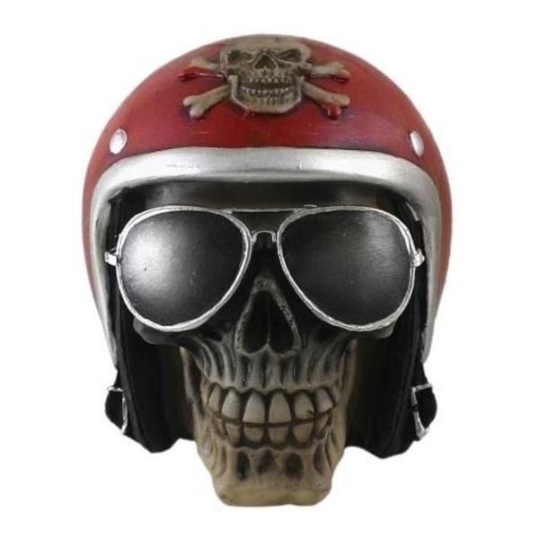 Crânio Motociclista