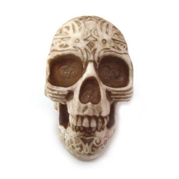 Crânio Tribal Inca