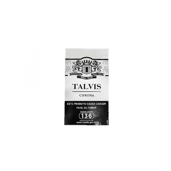 Charuto Talvis Natural - 5 unidades