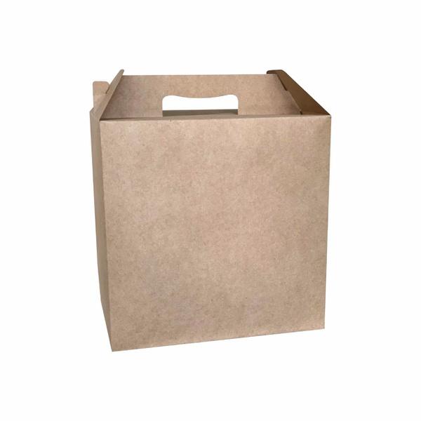 Maleta delivery kraft