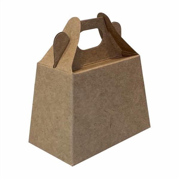 Maletinha - Ideal para semijoias - Kraft