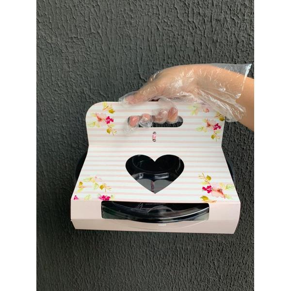 Cinta Para Fondue ou Petisqueira G- Coleção Dia Das Mães