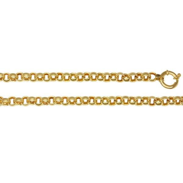 Pulseira de Ouro Argola 18k Petit Boulot