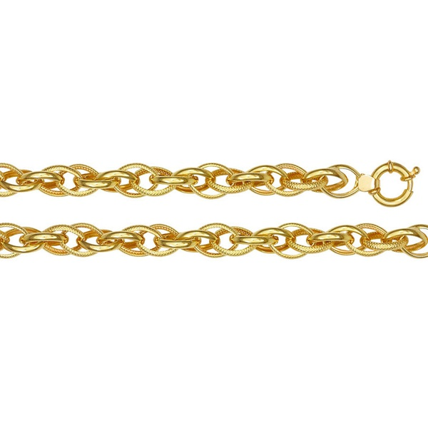Pulseira de Ouro 18k Bellezza Coinvolti