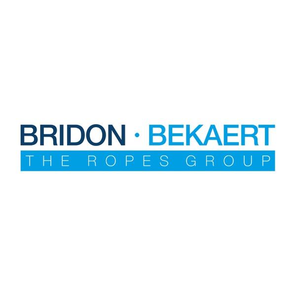 Logo Bridon. Bekaert