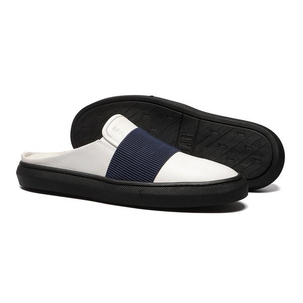 Sapato Masculino Casual Pala Elástico Vegetalli Branco