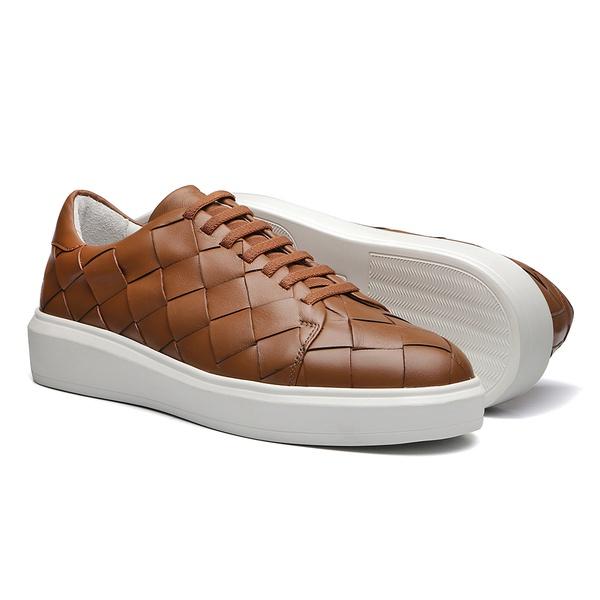 Sneaker Mestiço Tresse Havana