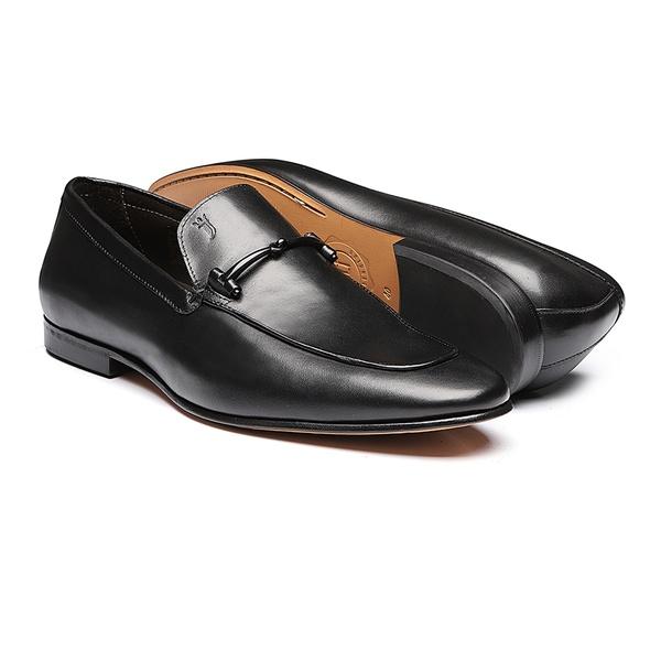 Sapato Masculino Mocassim Tempest Bridão Preto