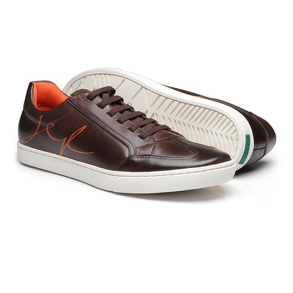 Sapato Masculino Sneaker Look Jef Mouro