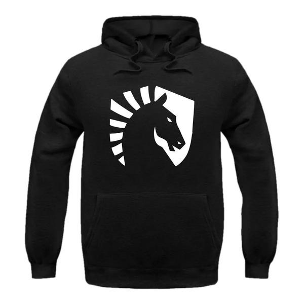 Moletom Crazy Horse - Preto