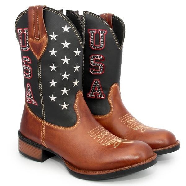 Bota Texana Masculina