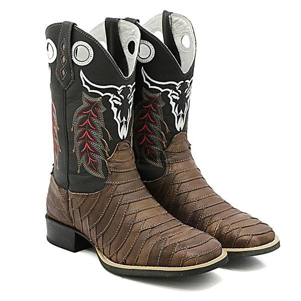 Bota Texana Masculino