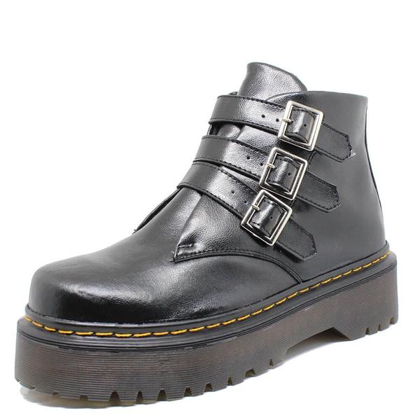 Coturno Atena Estilo Veggie Shoes Preto