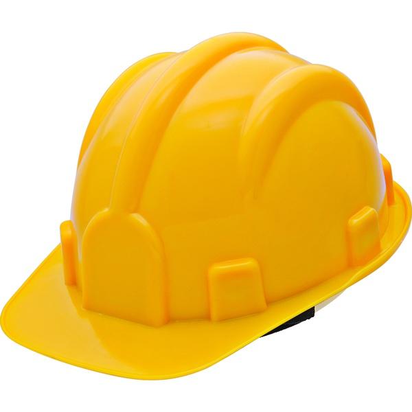 Capacete SeguranÇa C/carneira Amarelo Pro Safety Inmetro