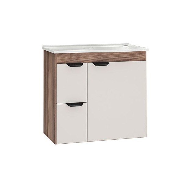 Gabinete De Banheiro Cozimax Margarida 60cm