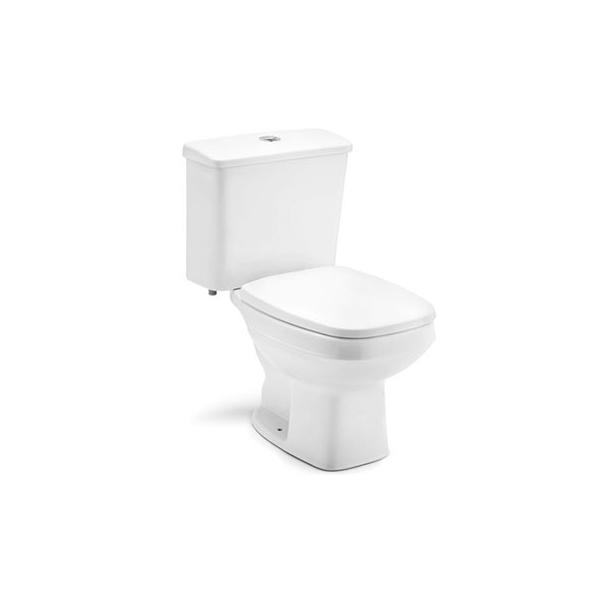 Vaso Sanitário Com Caixa Acoplada AVANT PLUS Branco