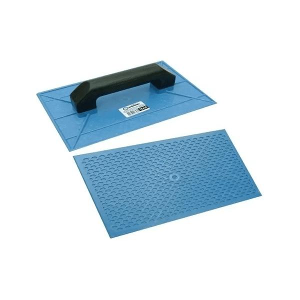 Desempenadeira Plástica Frisada 18x30