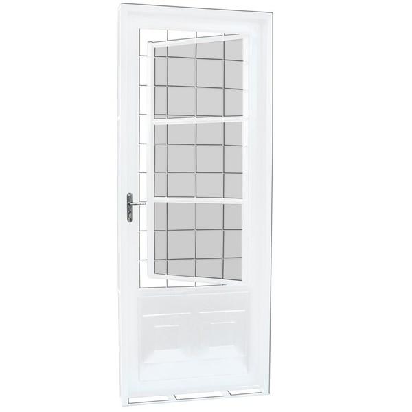 Porta 85x215 Veneza Realiza Bra Gd Quad Mbo R120 d