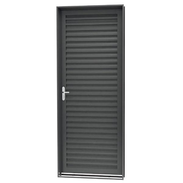 Porta Laminada - 80cm Abertura Direita