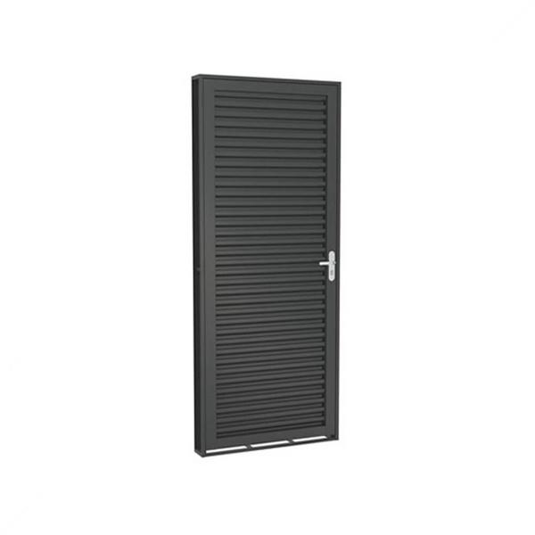 Porta Laminada - 80cm Abertura Esquerda