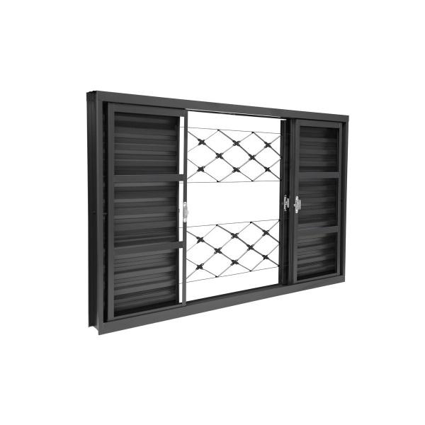 Veneziana Metalpam Xadrez 1.20x100 C/g