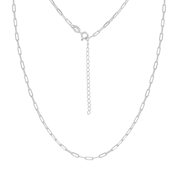 Gargantilha Elos em Prata 925