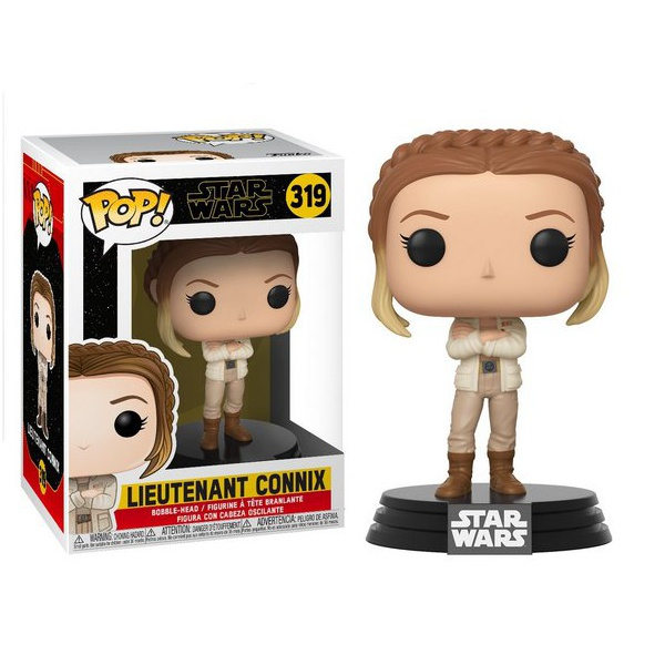 Star Wars Rise Of Skywalker - Liutenant Connix #319 Funko Pop
