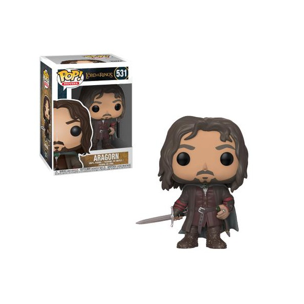 Lord Of The Rings (Senhor dos Anéis) - Aragorn #531 Funko Pop