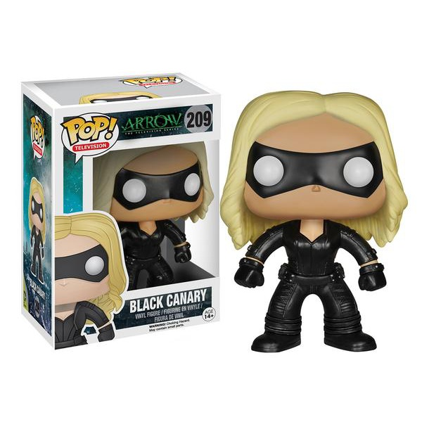 Arrow - Canário Negro Pop! Vinil (Black Canary Pop! Vinyl)
