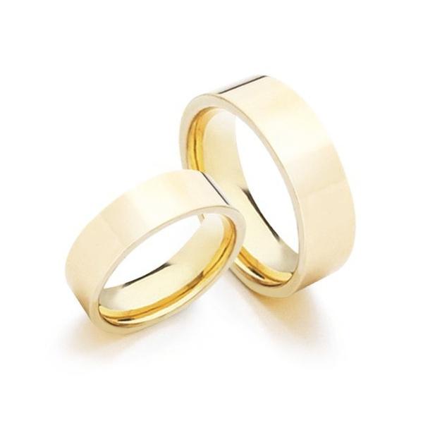 Alianças Pacifico 6mm ♥ Casamento E Noivado Tungstênio