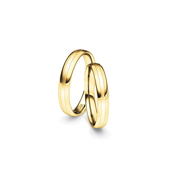 Alianças Sunip ♥ Casamento e Noivado em Ouro 18K
