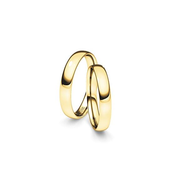 Alianças Jericoacoara ♥ Casamento e Noivado em Ouro 18K