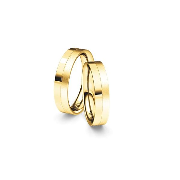 Alianças Itu ♥ Casamento e Noivado em Ouro 18K