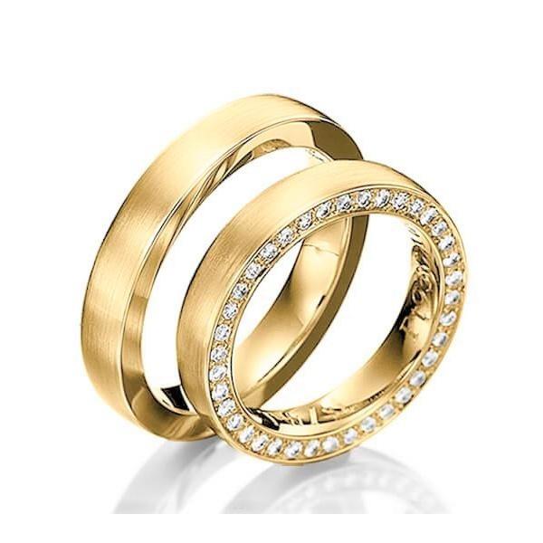 Alianças morumbi ♥ Casamento e Noivado em Ouro 18K