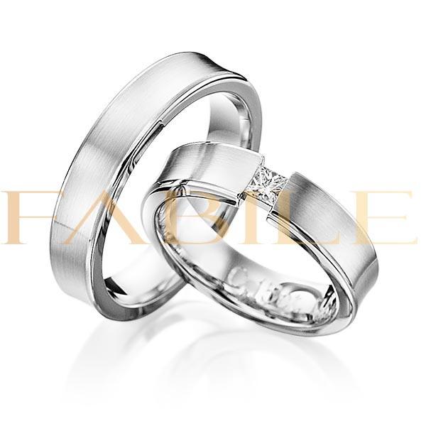 Alianças Acre ♥ Namoro e Compromisso em Prata 0,950