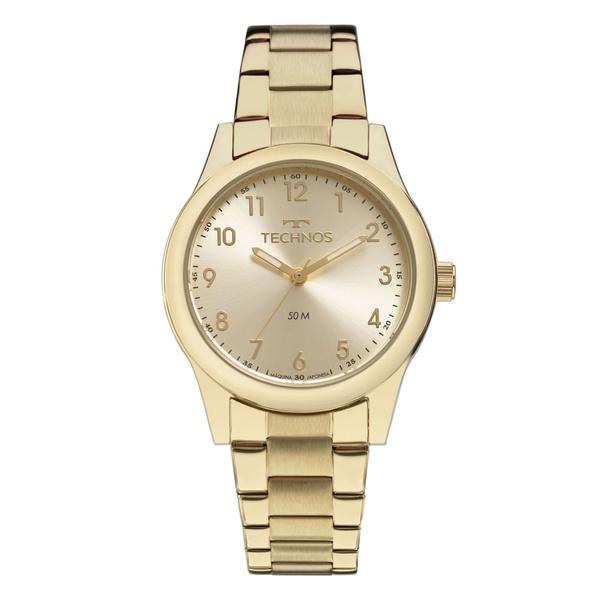 Relógio Technos Feminino Boutique 2035MKM/1X Dourado