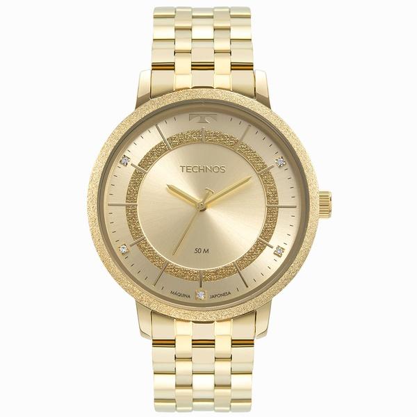 Relógio Technos Feminino Trend 2035MTC/1X Dourado