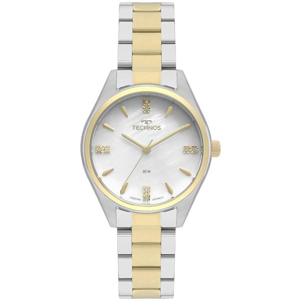 Relógio Technos Feminino Boutique 2036MKS/5B Bicolor