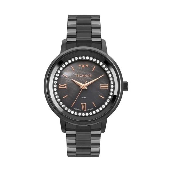 Relógio Technos Feminino Trend 2036MKZ/4P Preto
