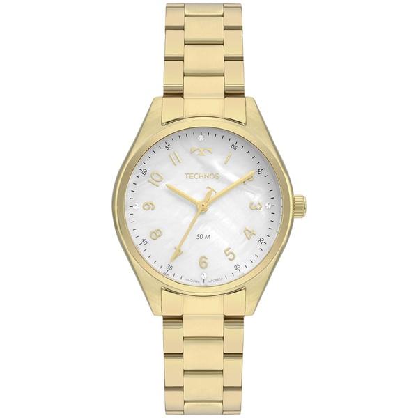 Relógio Technos Feminino Boutique 2036MLWS/4B Dourado