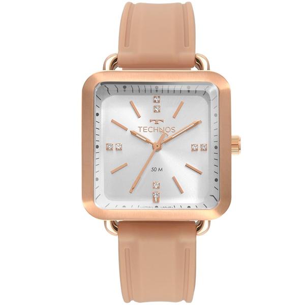 Relógio Technos Feminino Style 2036MMF/2J Rosé