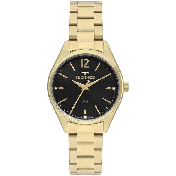 Relógio Technos Feminino Boutique 2036MNO/4P Dourado
